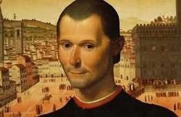 Pemikiran Politik Niccolo Machiavelli